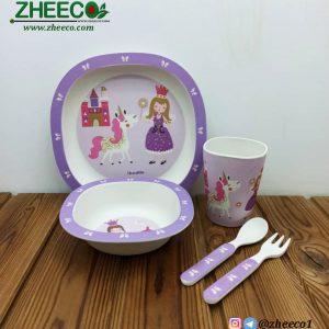 ظروف غذای کودک برای مدرسه