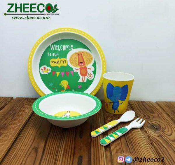 ظروف غذای کودک برای مهد کودک