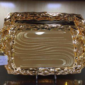 سینی سیلور طلایی